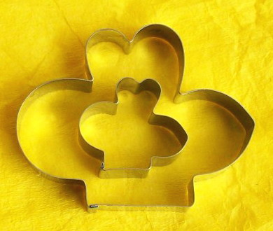 Bee Cookie Cutter Set