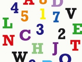 Alphabet and Number Cutter